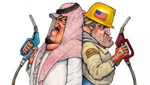 OPEC vs US